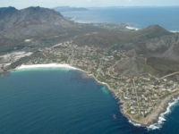 Aerial photo of Pringle Bay
